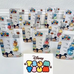 Tsum Tsum Disney Stackable Figures Mix Bundle
